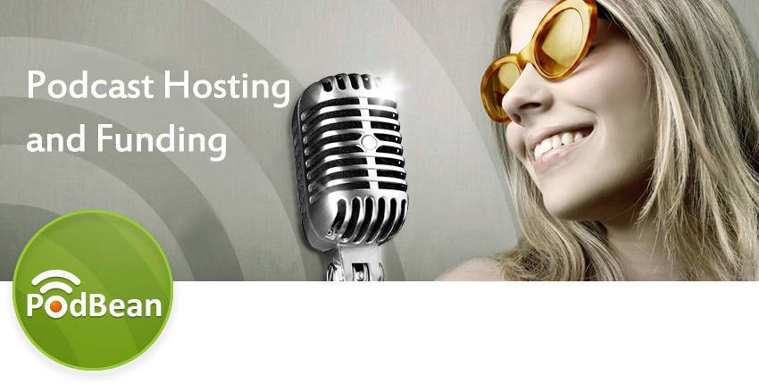 Podcast hosting and funding