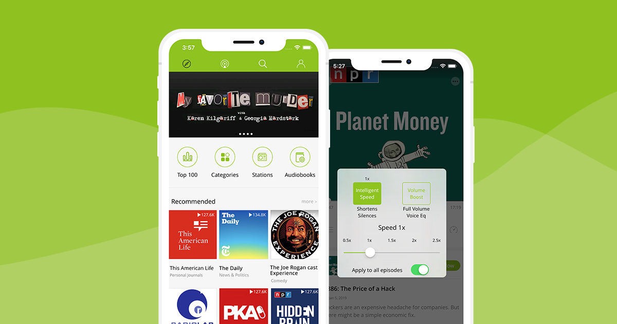 The Podcast App, Podcast Player | Podbean