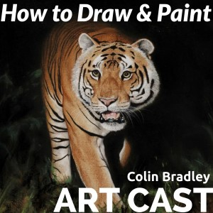 Colin Bradley Art Cast