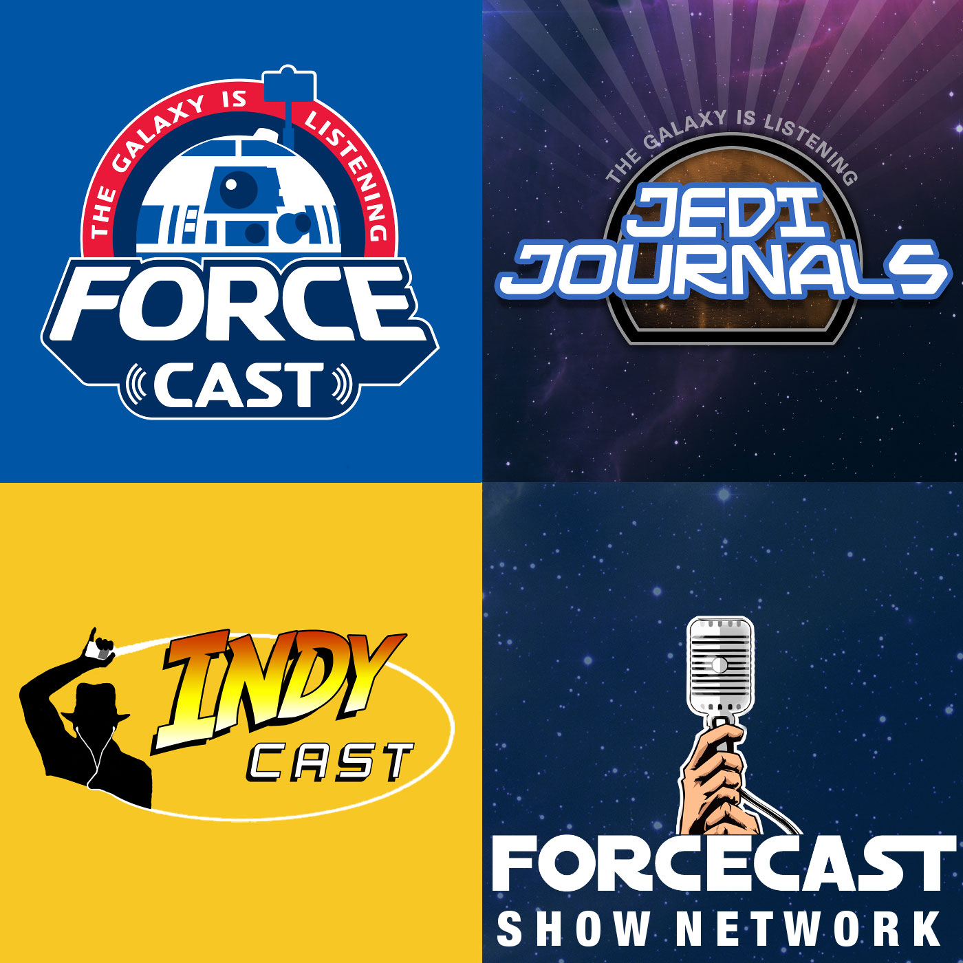 ForceCast Network: Star Wars News and Commentary (All Shows