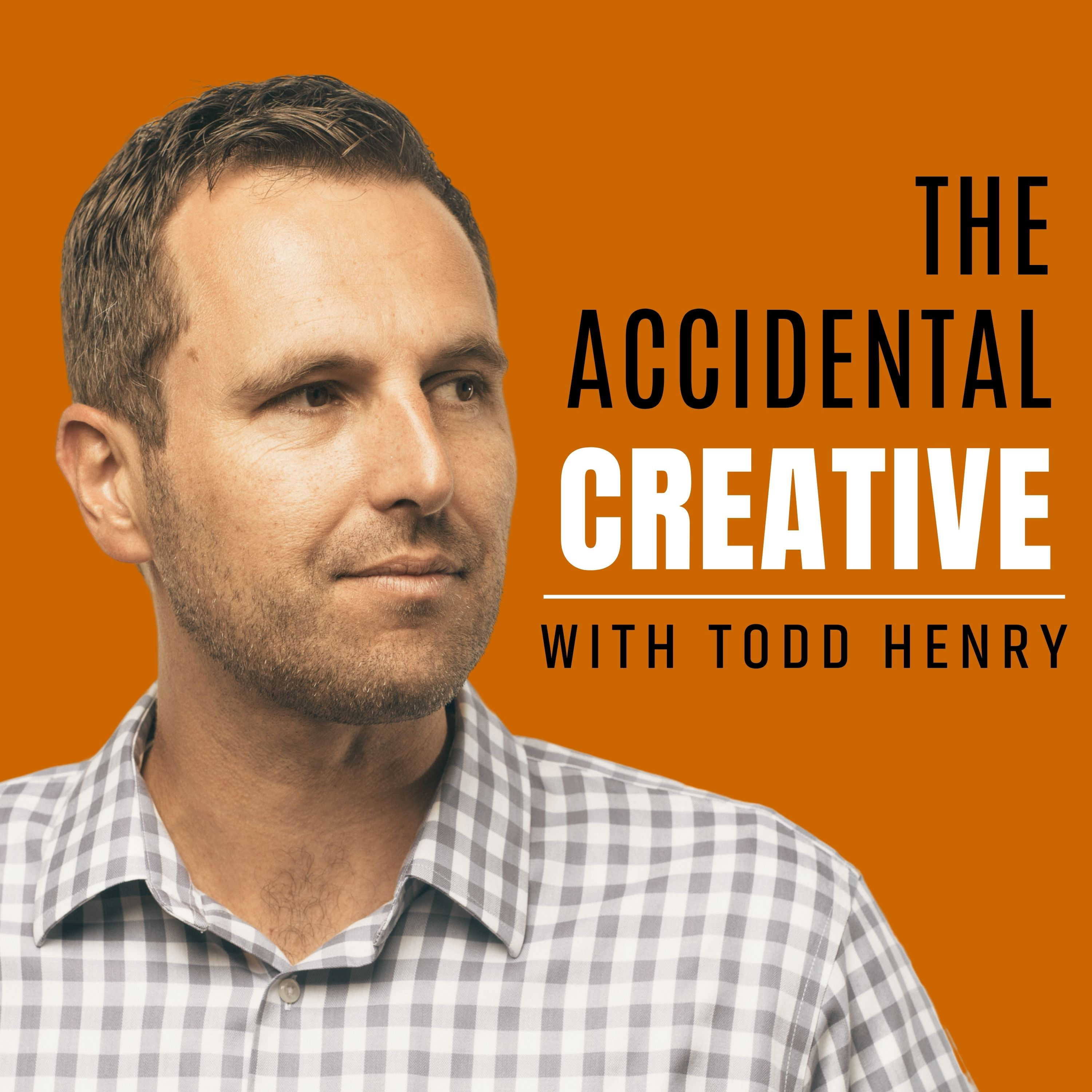 The Accidental Creative Podcast | Free Listening on Podbean App