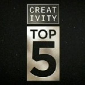 Creativity's Top 5 Ads