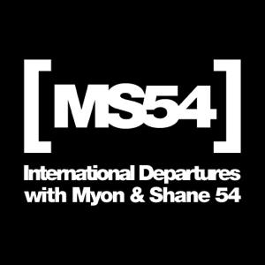 International Departures Podcast with Shane 54