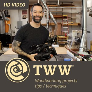 Woodworking with The Wood Whisperer (HD)