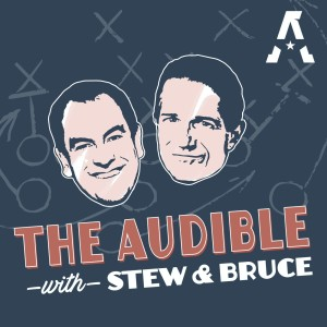 The Audible with Stew & Bruce Podcast - 3/27: Is Stew Finally A