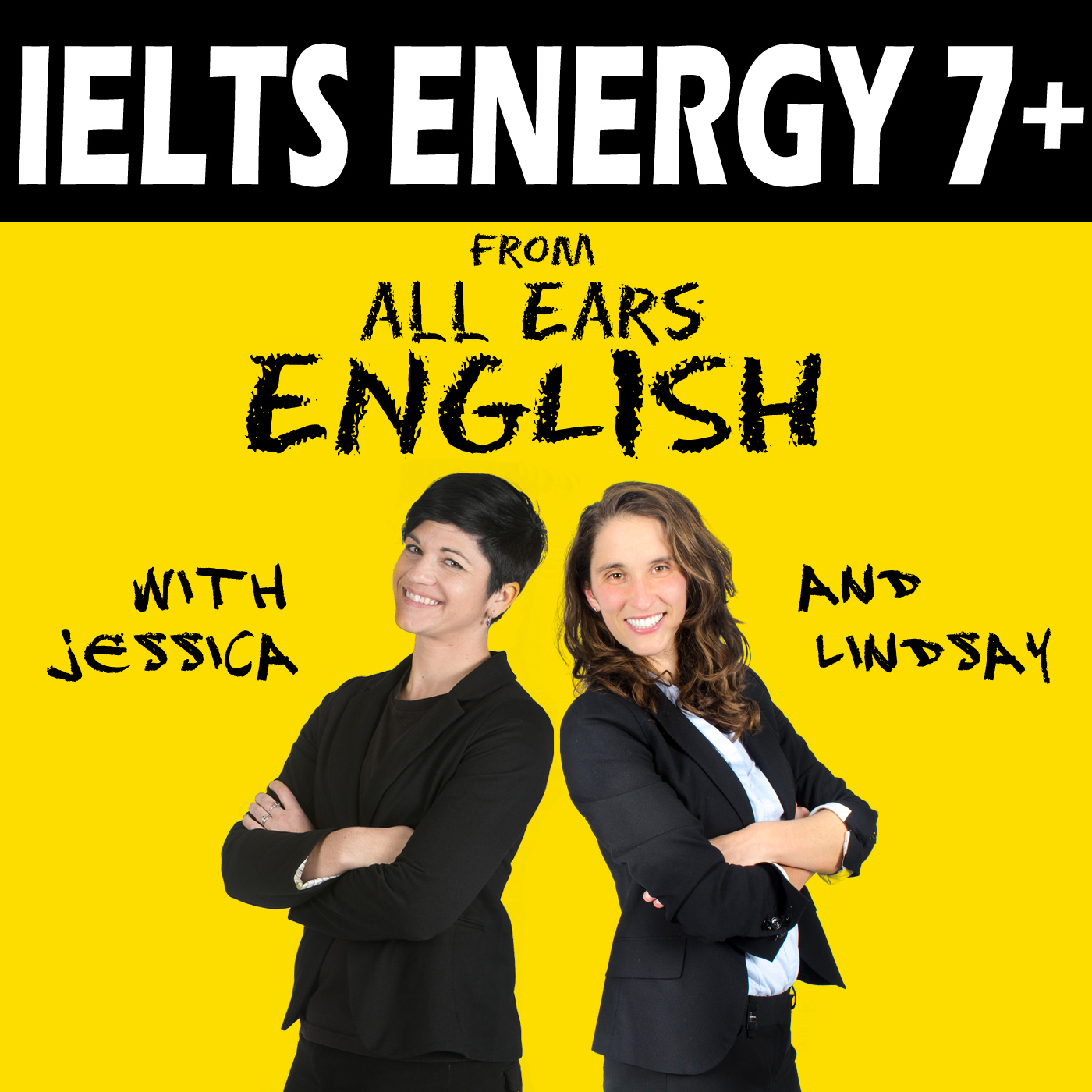 IELTS Energy English Podcast | Free Listening on Podbean App