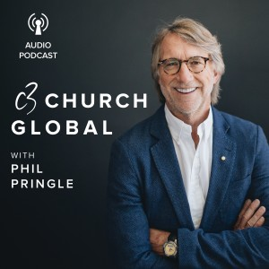 C3 Global Audio Podcast with Phil Pringle
