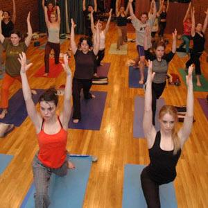 Yoga to the People - Yoga Class
