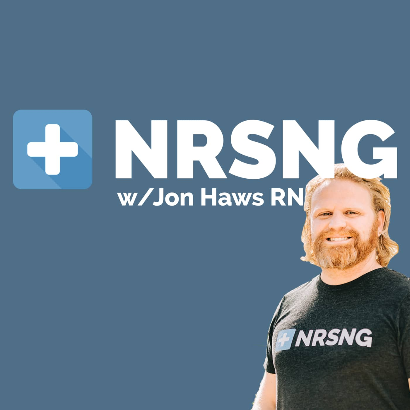 Nursing Podcast by NRSNG (NCLEX® Prep for Nurses and Nursing Students)