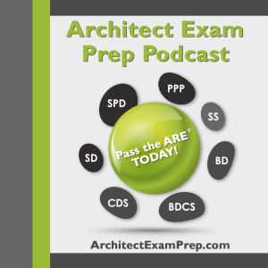 Podcast – The Architect Prep Audio Experience