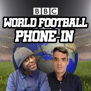 5 live's World Football Phone-in