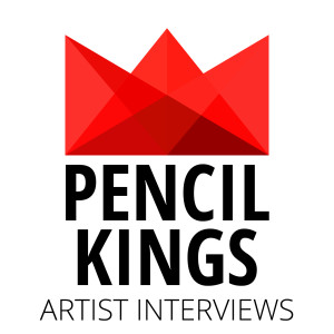 Pencil Kings | Inspiring Artist Interviews with Today's Best Artists