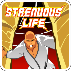 The Strenuous Life Podcast with Stephan Kesting