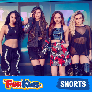 Little Mix on Fun Kids