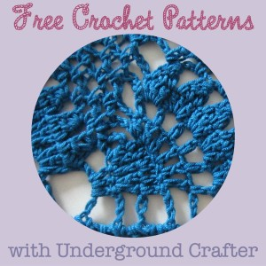 Free Crochet Patterns with Underground Crafter