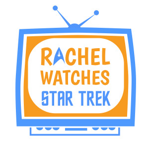 Rachel Watches Star Trek