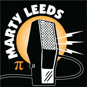 Marty Leeds Mathemagical Radio Hour