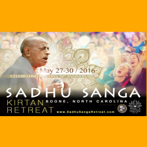 Sadhu Sanga Retreat (US, organized by Indradyumna Swami)