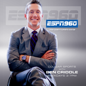 Cougar Sports with Ben Criddle (BYU)