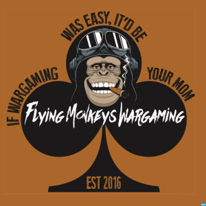 Flying Monkey's Wargaming Podcast