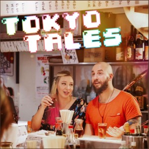 Tokyo Tales - The Simon and Martina Podcast