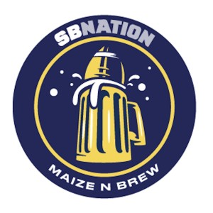Maize n Brew: for Michigan Wolverines fans