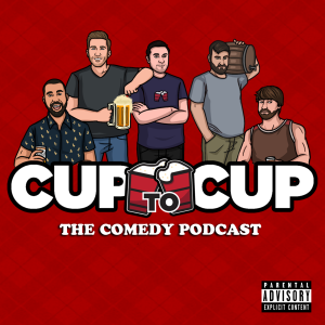 Cup to Cup   The Comedy Podcast