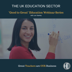 Good to Great Education Leaders Series!