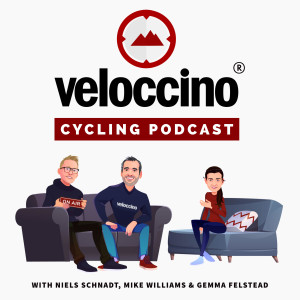 veloccino Cycling Podcast - The best stories have not yet been ridden!