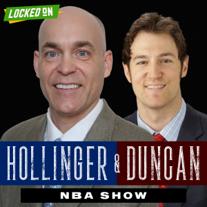 Hollinger & Duncan NBA Show - NBA Basketball Podcast