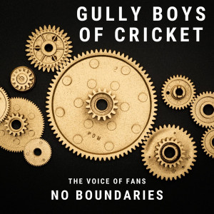 Ep 29: Cricket can't be a vehicle for a few