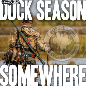Duck Season Somewhere