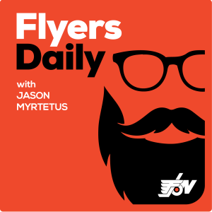 Flyers Daily with Jason Myrtetus