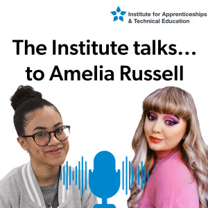The Institute talks...to Amelia Russell