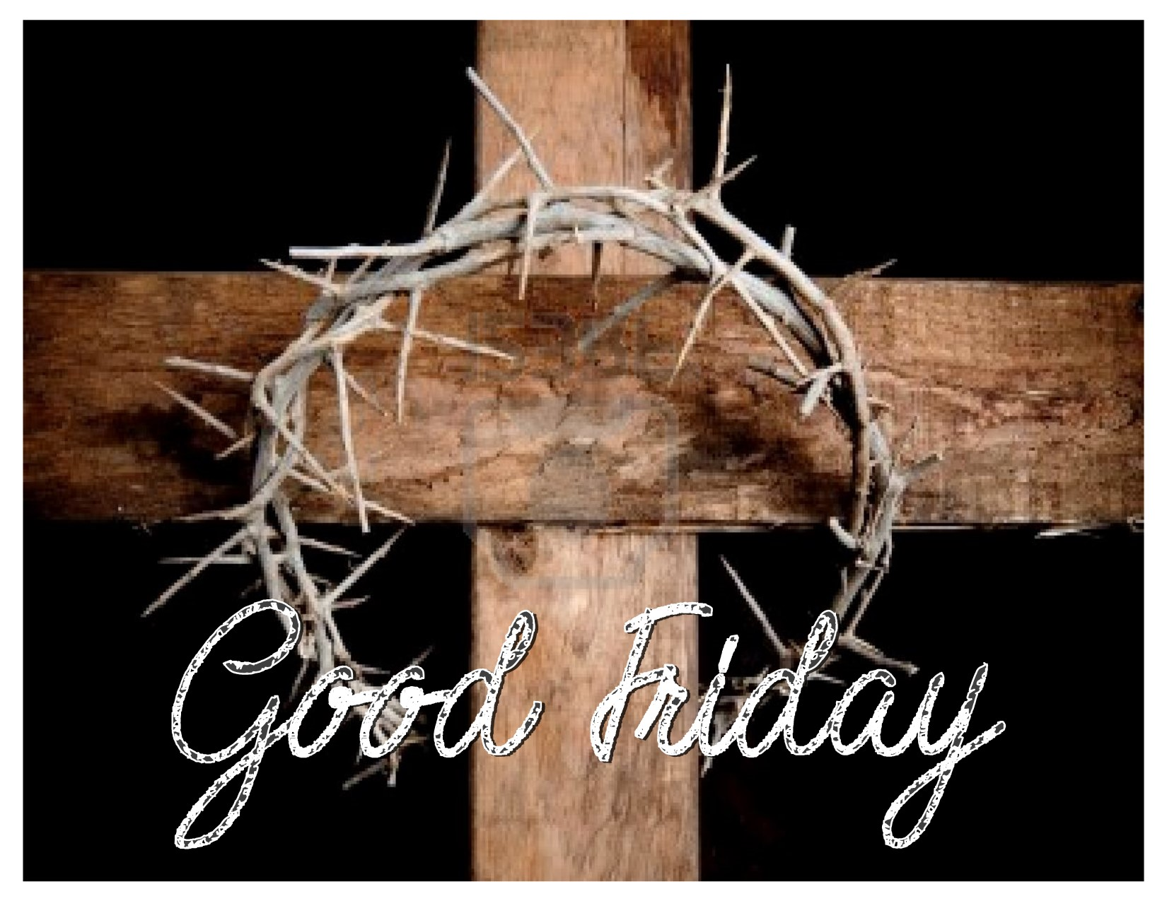 """""""It Is Finished"""" - Good Friday Service - By Rev. Mary McQuilken"""