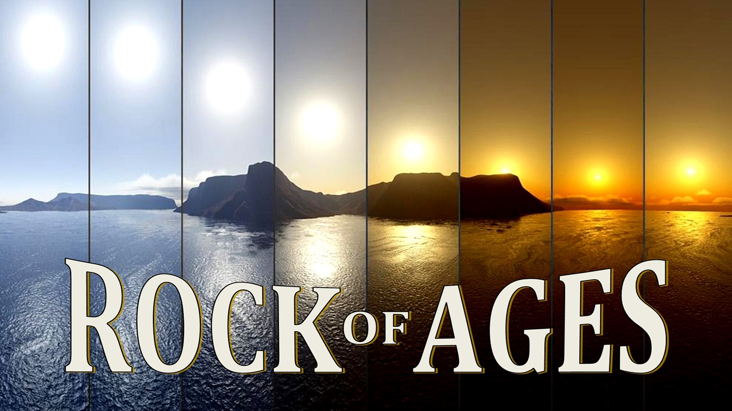 """""""Rock of Ages, pt 2: Hopeful Hannah"""" - By Pastor Mary McQuilken"""