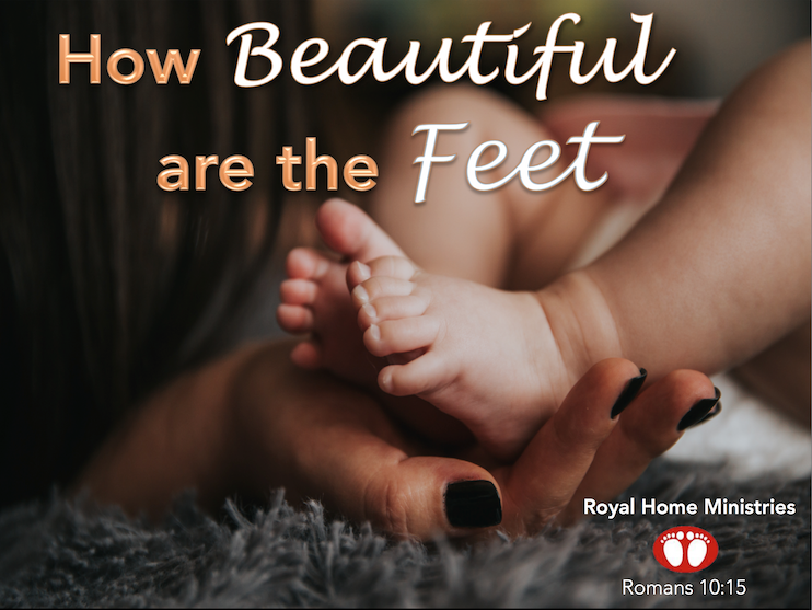 How Beautiful Are the Feet (Full Message)