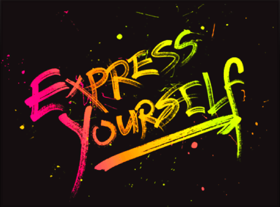 Express Yourself (Full Message)