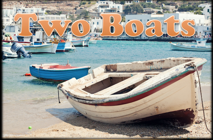 Two Boats (Full Message)