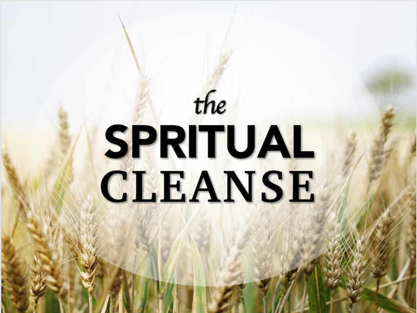 Spiritual Cleanse (Full Message)