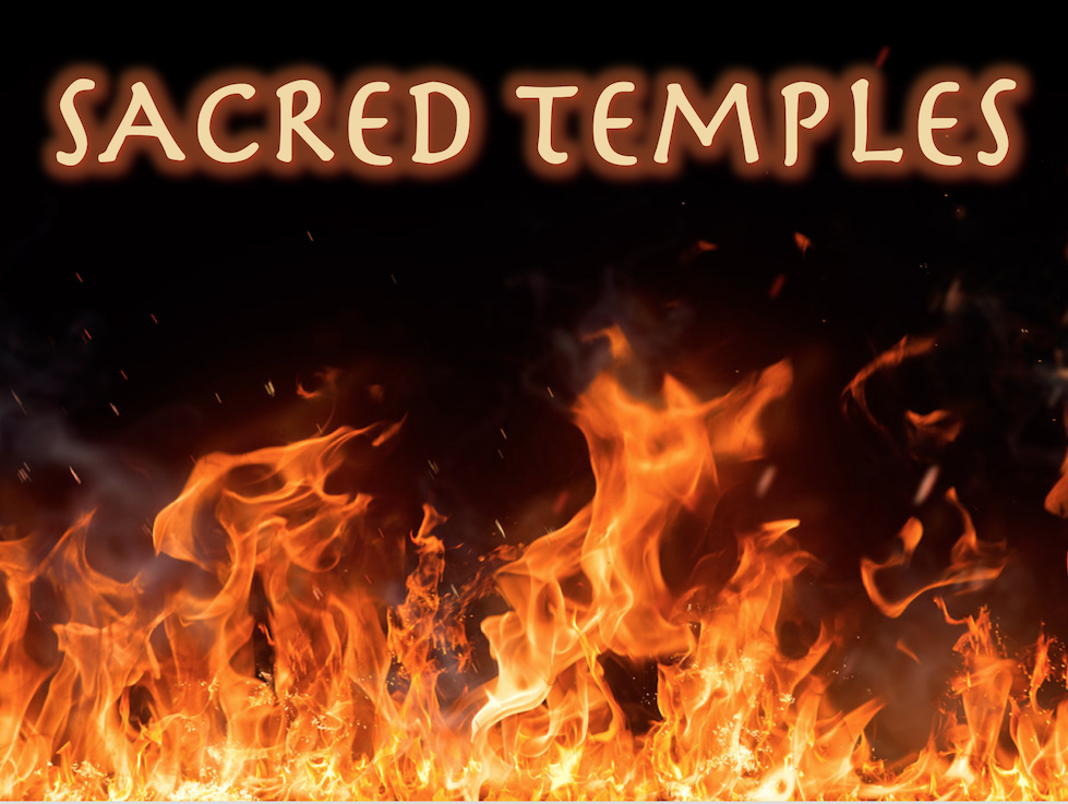 Sacred Temples (Full Message)