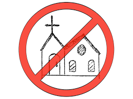 No More Church?!?  (Full Message)