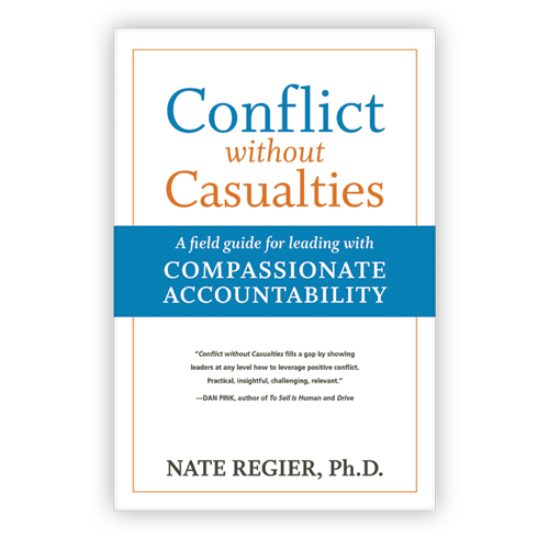 Conflict Without Casualties Book Interview with Author, Nate Regier