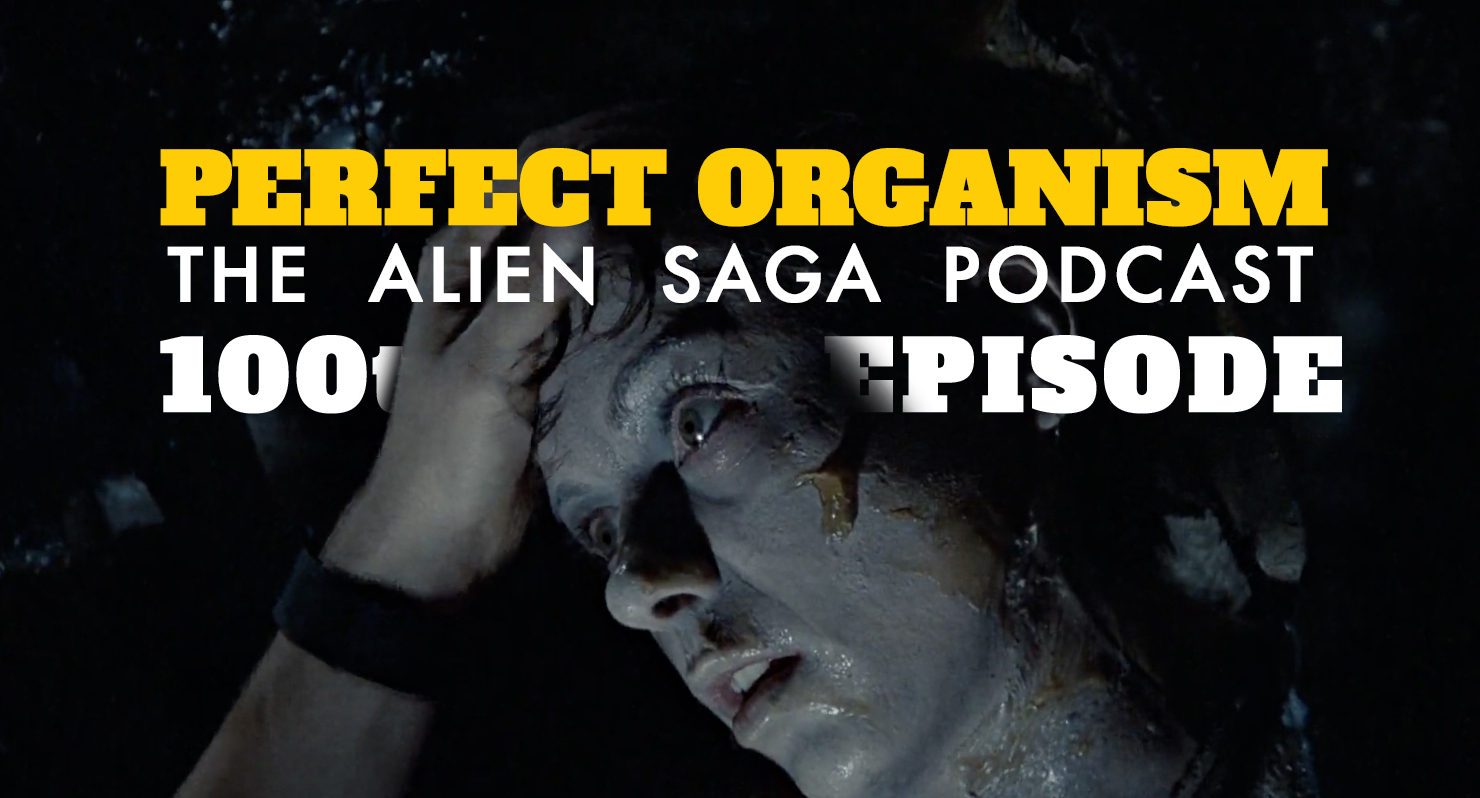 100 // 100th Episode of Perfect Organism: The Alien Saga Podcast