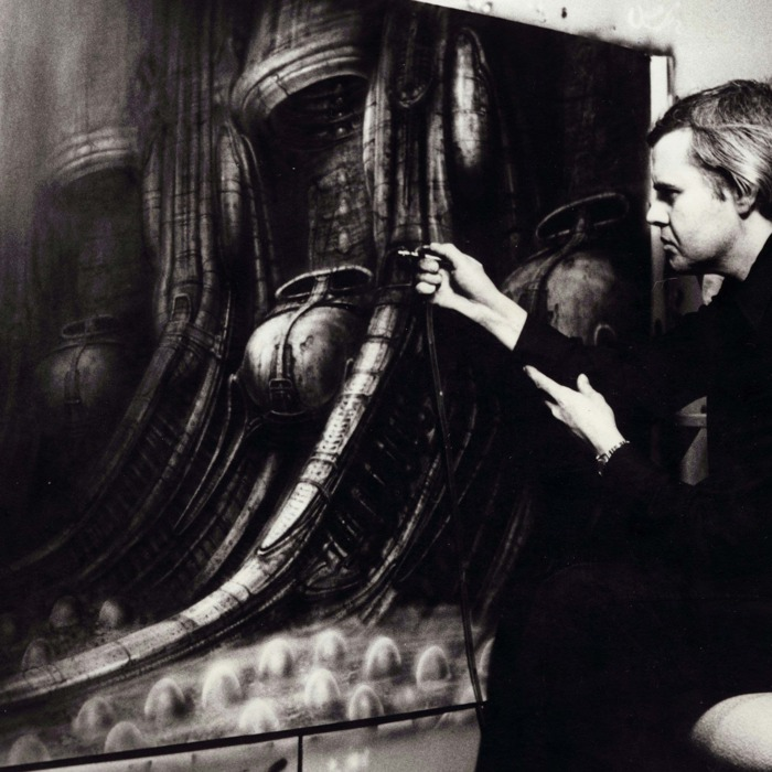 113 // The Fantastic Dark: HR Giger and the Poetics of Fear (The Forbidden Planet: Part 3)