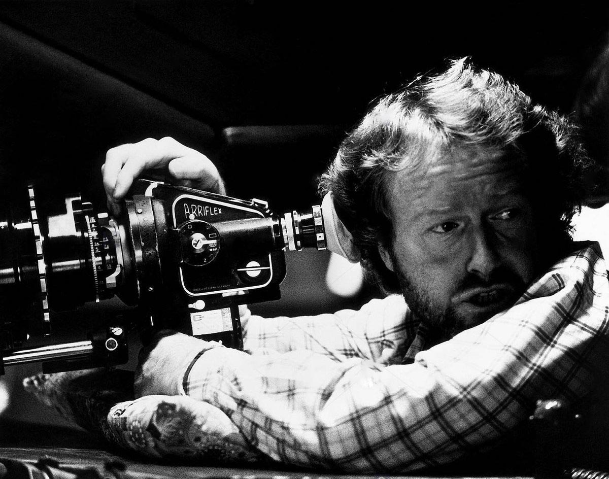 114 // I Don't Ever Blink: Ridley Scott and the Nature of Genius (The Forbidden Planet: Part 4)