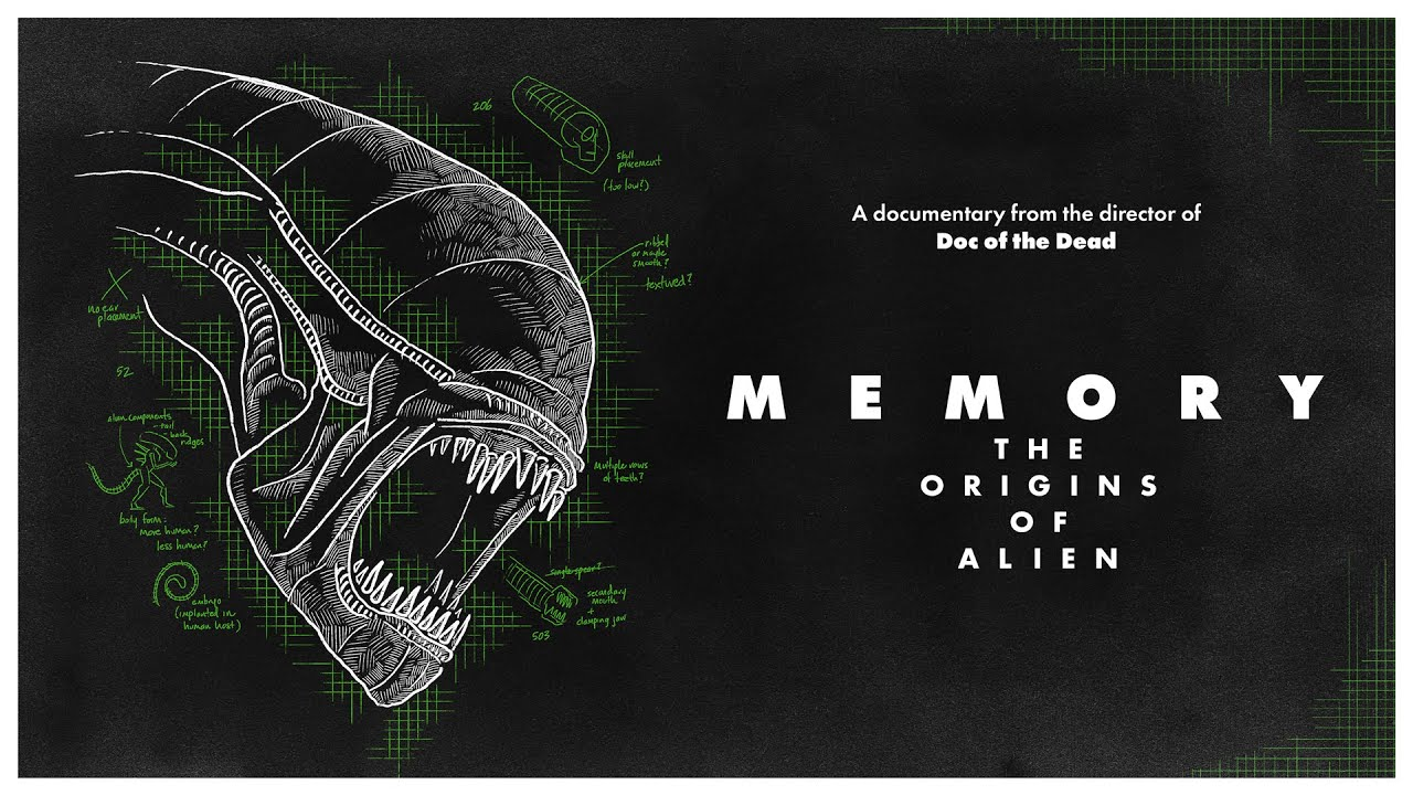 119 // Perfect Organism Reviews Memory: The Origins of Alien