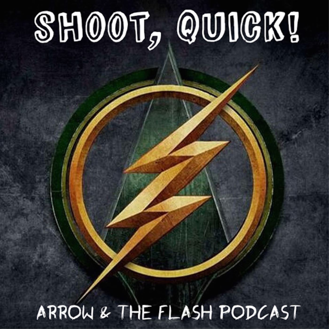 Shoot, Quick! S4 E5 - Aquaman and the Problem with DC