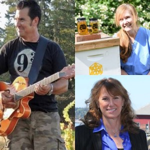 Wine and Honey on Whidbey and Camano Islands in Washington