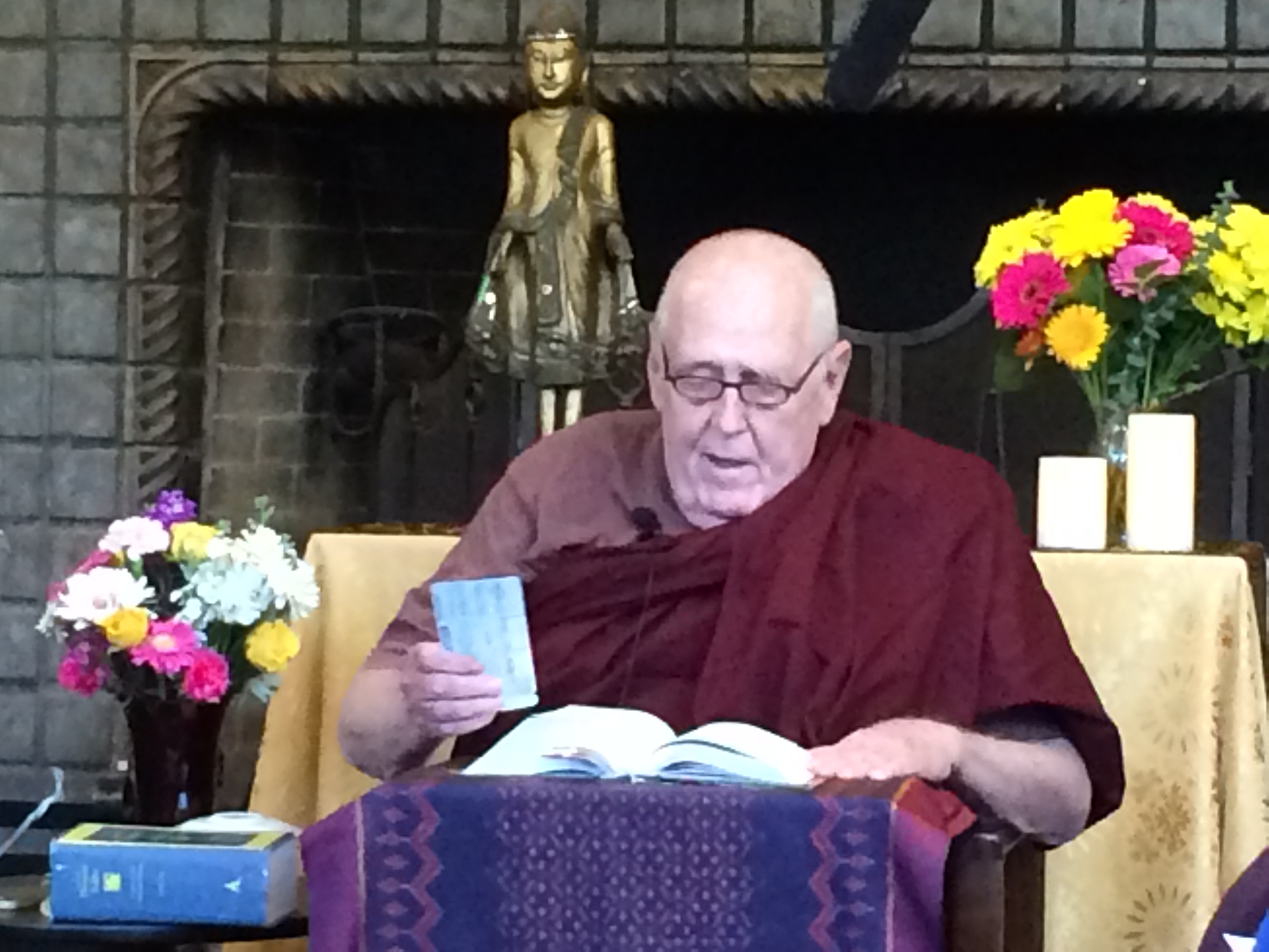 2018 Easter Retreat No.5 Day 4 MN 111 One by One - Progress through the Jhanas Mar 30,2018